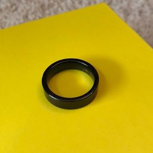 Men's tungsten wedding band